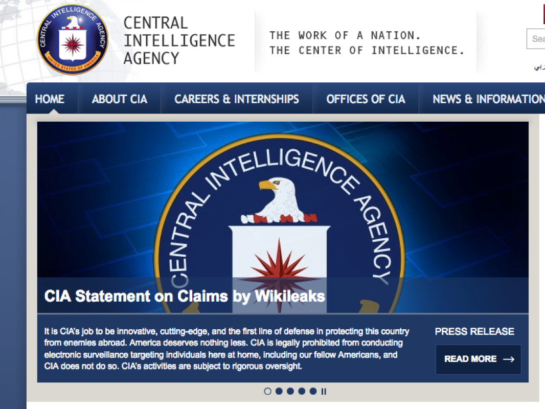 Centralna Agencja Wywiadowcza
