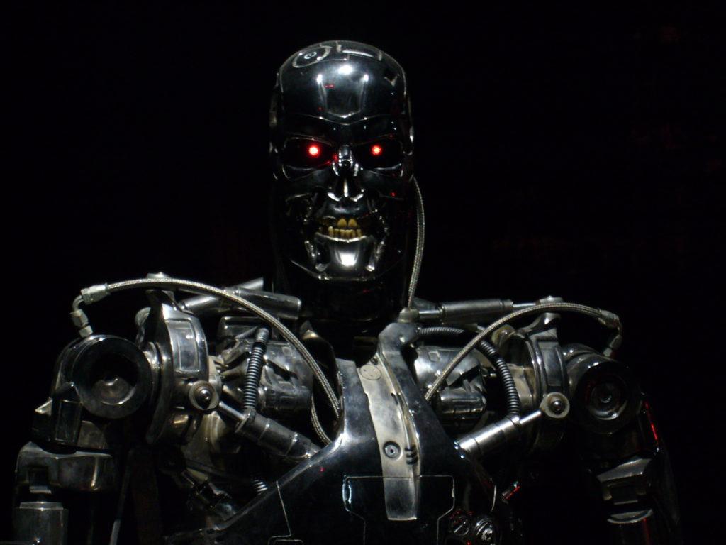 Terminator I - Sztuczna Inteligencja