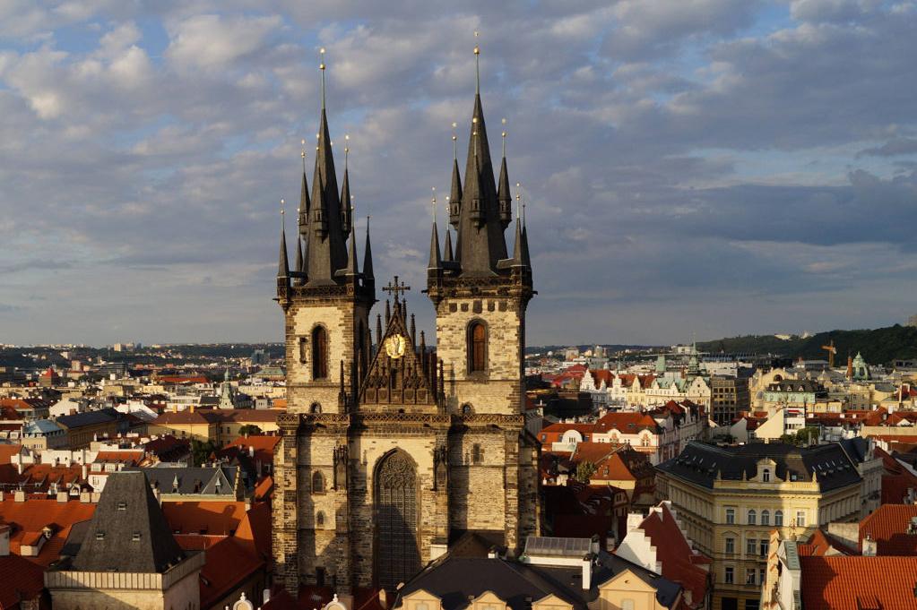 Praga. Konferencja - uczenia maszynowe