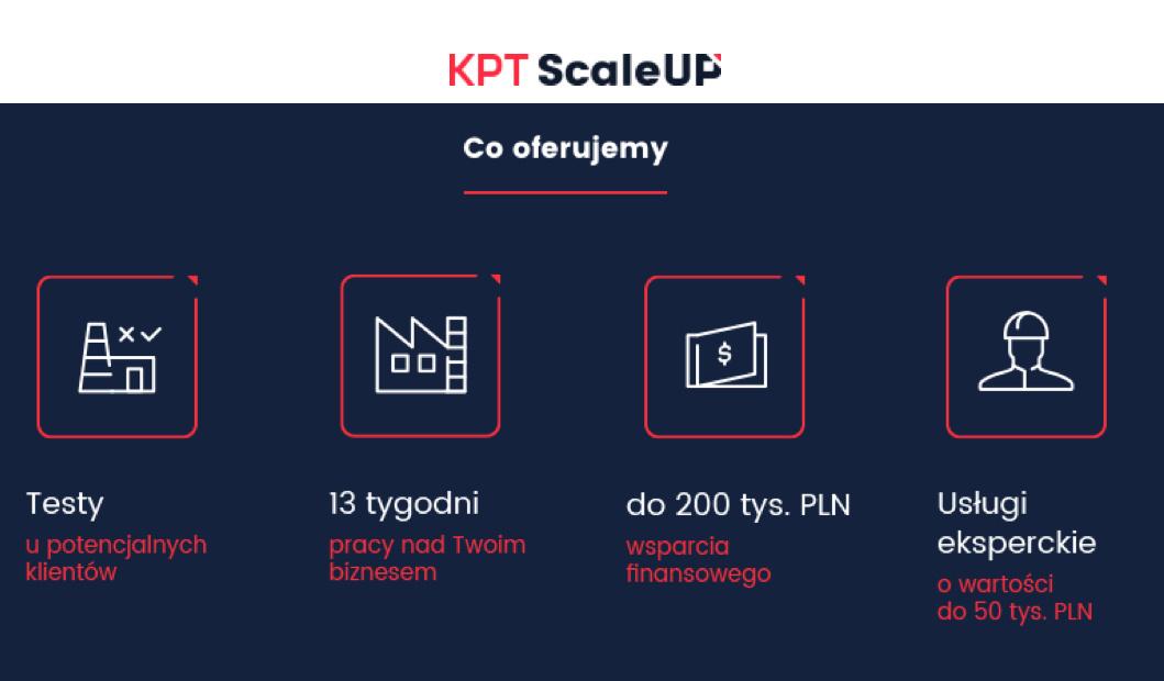 KPT Scale Up | Program akceleracyjny dla młodych firm