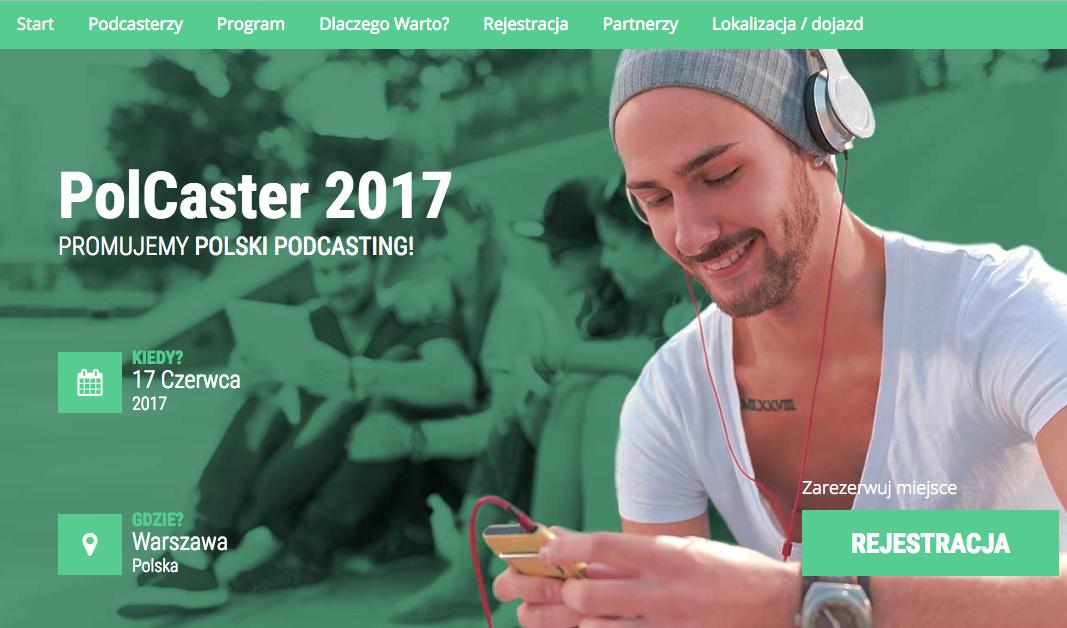 PolCaster 2017 | Promujemy polski podcasting!