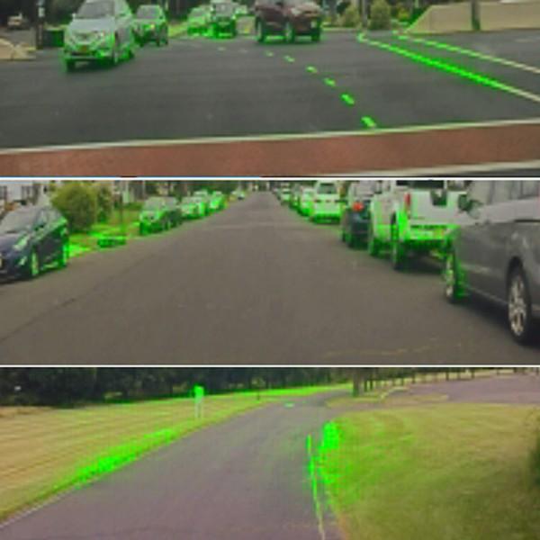 Nvidia próbuję lepiej zrozumieć dezycji samojezdnych samochodów