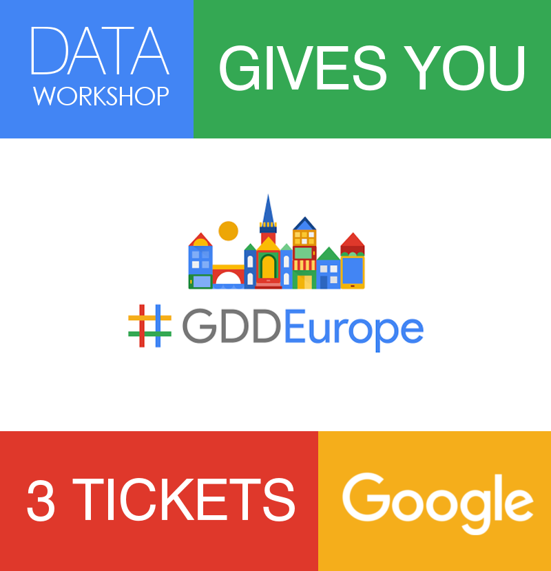 Google Developers Day Europe