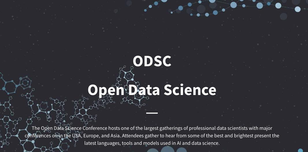 Open Data Science