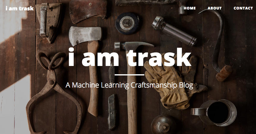 Blog - Andrew Trask