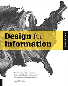 """Design for Information"" Isabel Meirelles"