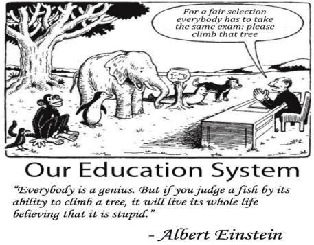 Einstein i jego cytat