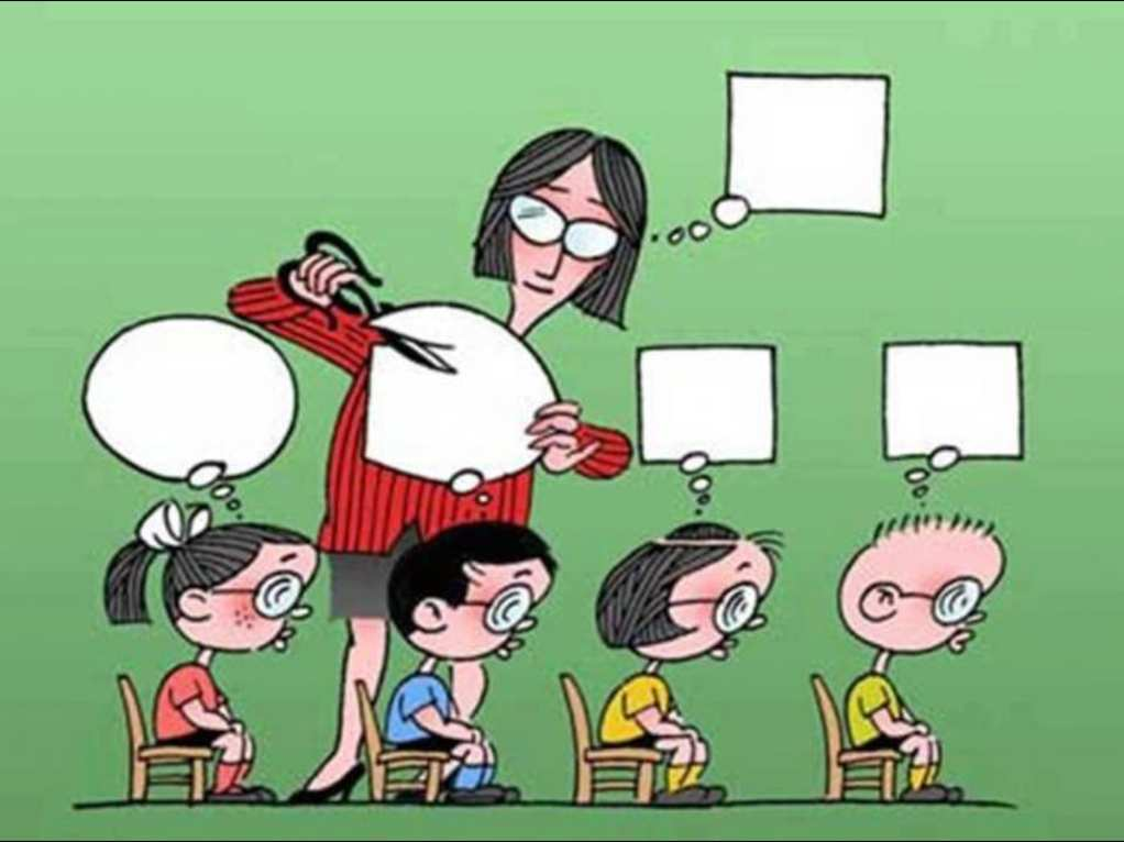 Obcinanie myśli poza standardem