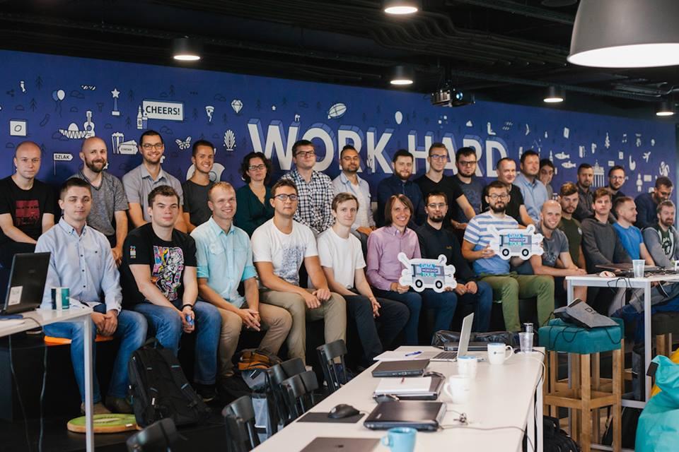 DataWorkshop Tour wKrakowie