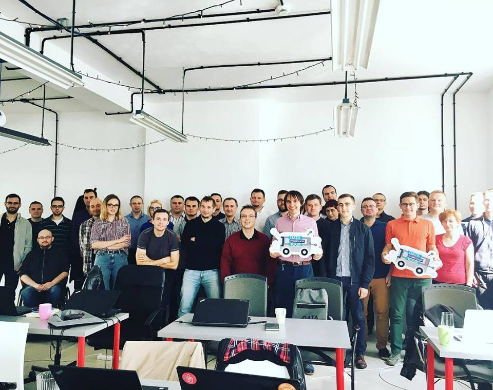 DataWorkshop Tour w Warszawie (28 września)