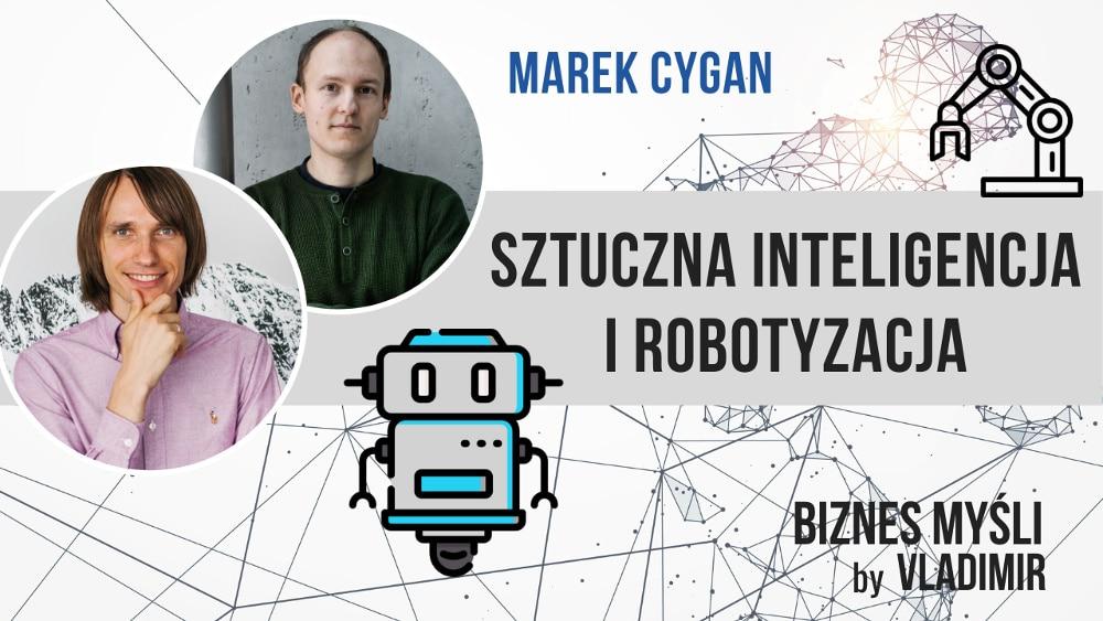 sztuczna inteligencja i robotyzacja