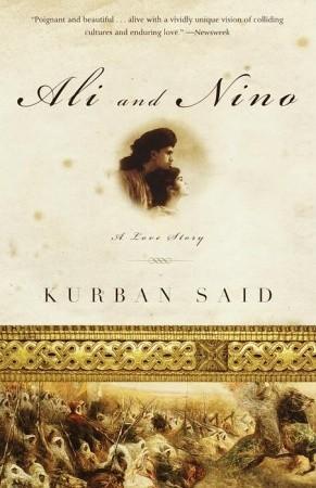 "Book ""Ali and Nino"""