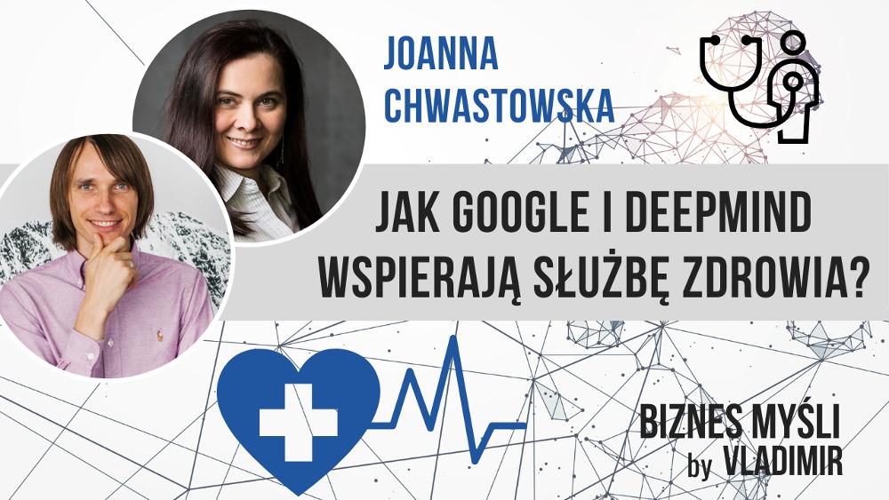 Jak Google i DeepMind wspierają służbę zdrowia?