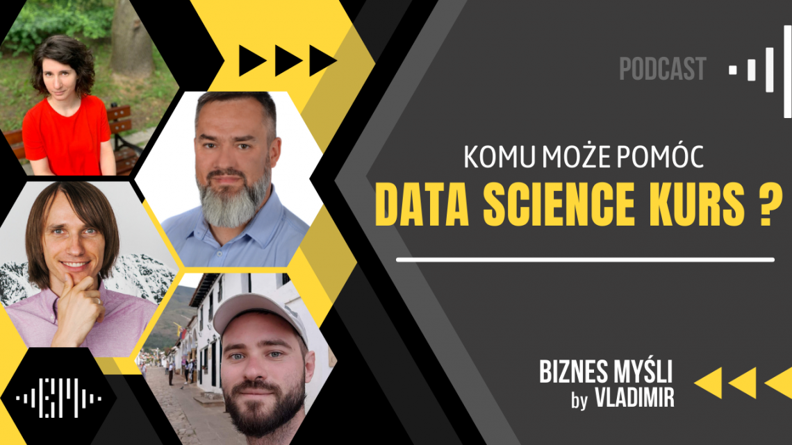 Data Science kurs - podcast