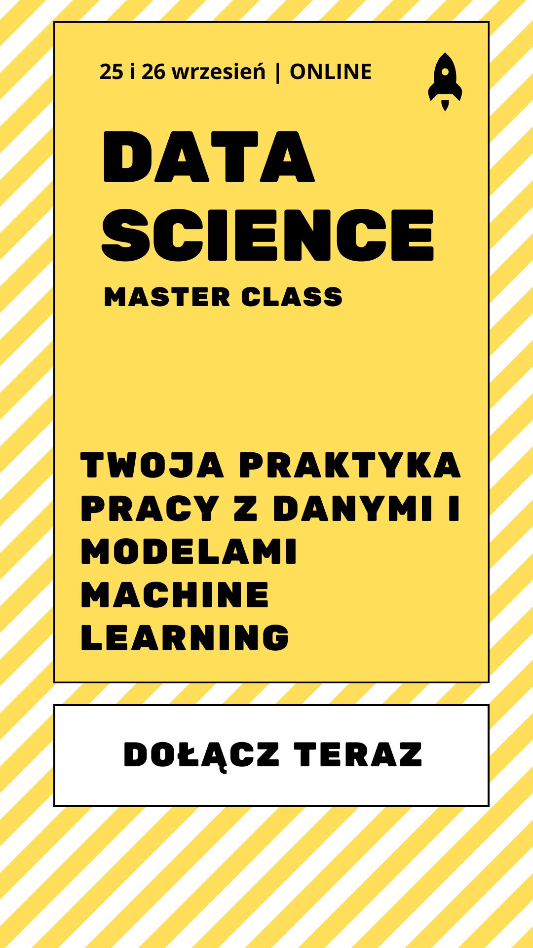 Data Science Master Class
